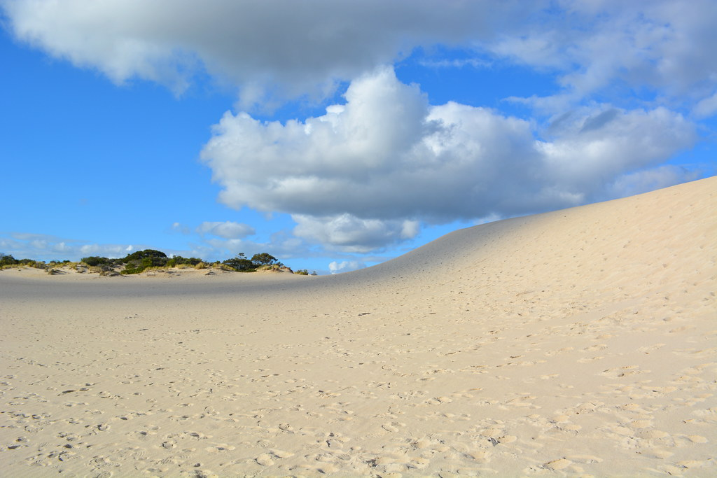 south Kangaroo Island attractions Little Sahara