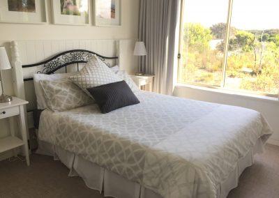 White Sands Island Beach Bed