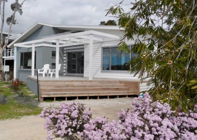 White Shells Nepean Bay Exterior